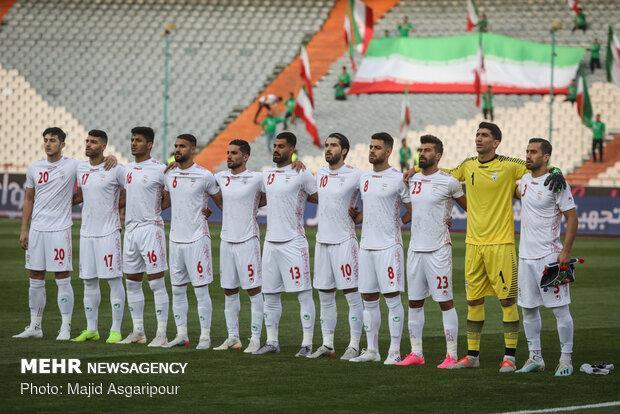 انتها سال 2019 برای تیم ملی فوتبال با رده سی و سوم دنیا