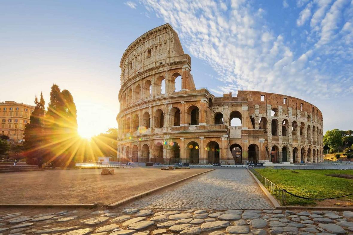 سفر به رم همراه با بچه ها