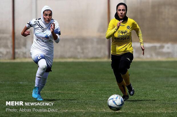 اعلام رای انضباطی تیم های فوتبال بانوان