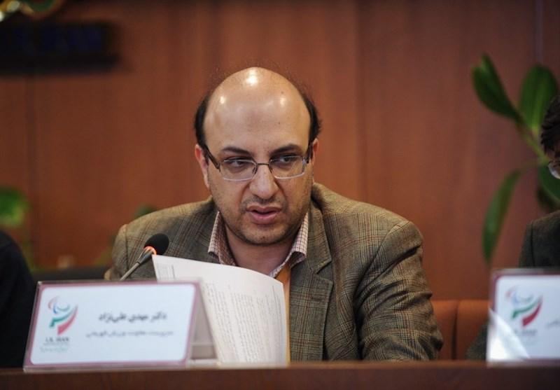 علی نژاد: ان شالله میزبانی تیم های ایرانی در آسیا در کشورمان خواهد بود، مسئله ای بین وزارت ورزش و فدراسیون ژیمناستیک وجود ندارد
