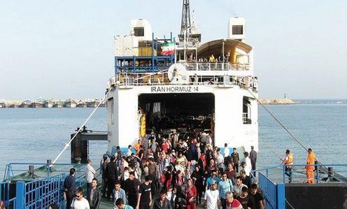 پروازها به ایران ممنوع شد؛ مسافران ایرانی با کشتی باز می گردند!