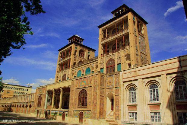 کارگاه مرمت کاخ گلستان راه اندازی شد