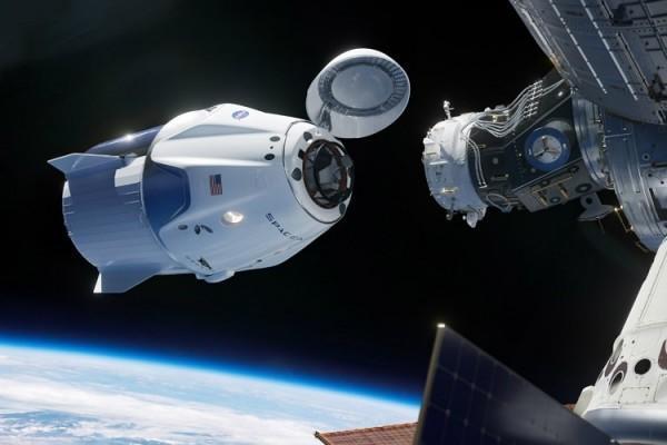 نخستین پرتاب فضاپیمای کرو دراگون
