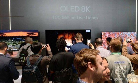فروش فصلی تلویزیون های OLED از مرز یک میلیون دستگاه عبور کرد