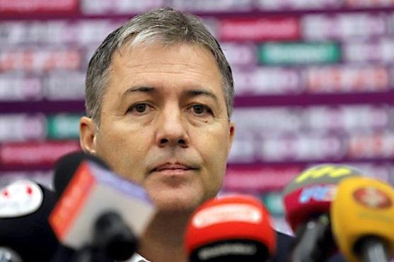اسکوچیچ: به مردم ایران قول داده ایم به جام جهانی می رویم