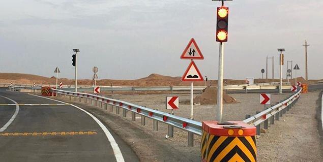 سرقت حدود 23 هزار تابلو ایمنی در جاده های سیستان و بلوچستان