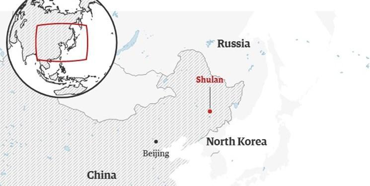 قرنطینه شهری در مرز چین با روسیه و کره شمالی به شیوه ووهان