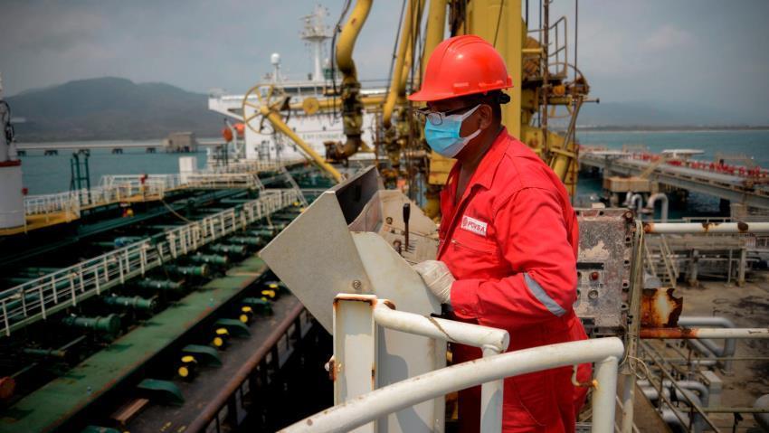 چهارمین نفتکش ایرانی هم در سواحل ونزوئلا پهلو گرفت