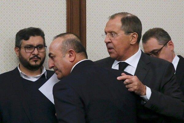 گفتگوهای روسیه و ترکیه درباره سوریه و لیبی به صورت ناگهانی لغو شد