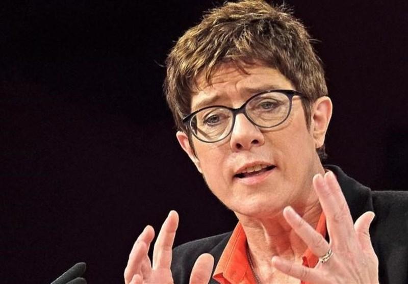 آلمان: تحریم های آمریکا علیه نورد استریم 2 با قوانین بین المللی منطبق نیست