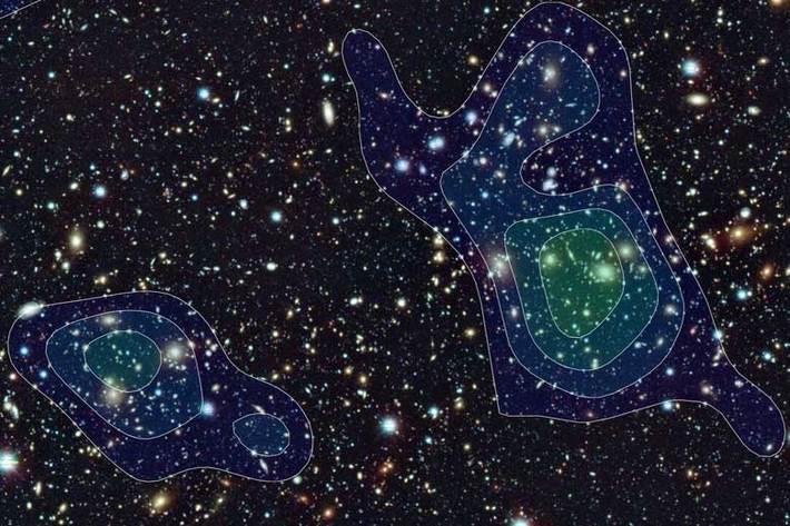 نکاتی درباره درباره ماده تاریک؛ مرموزترین ماده کیهان