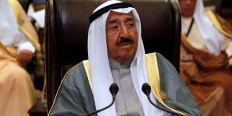 امیر91ساله کویت بستری شد