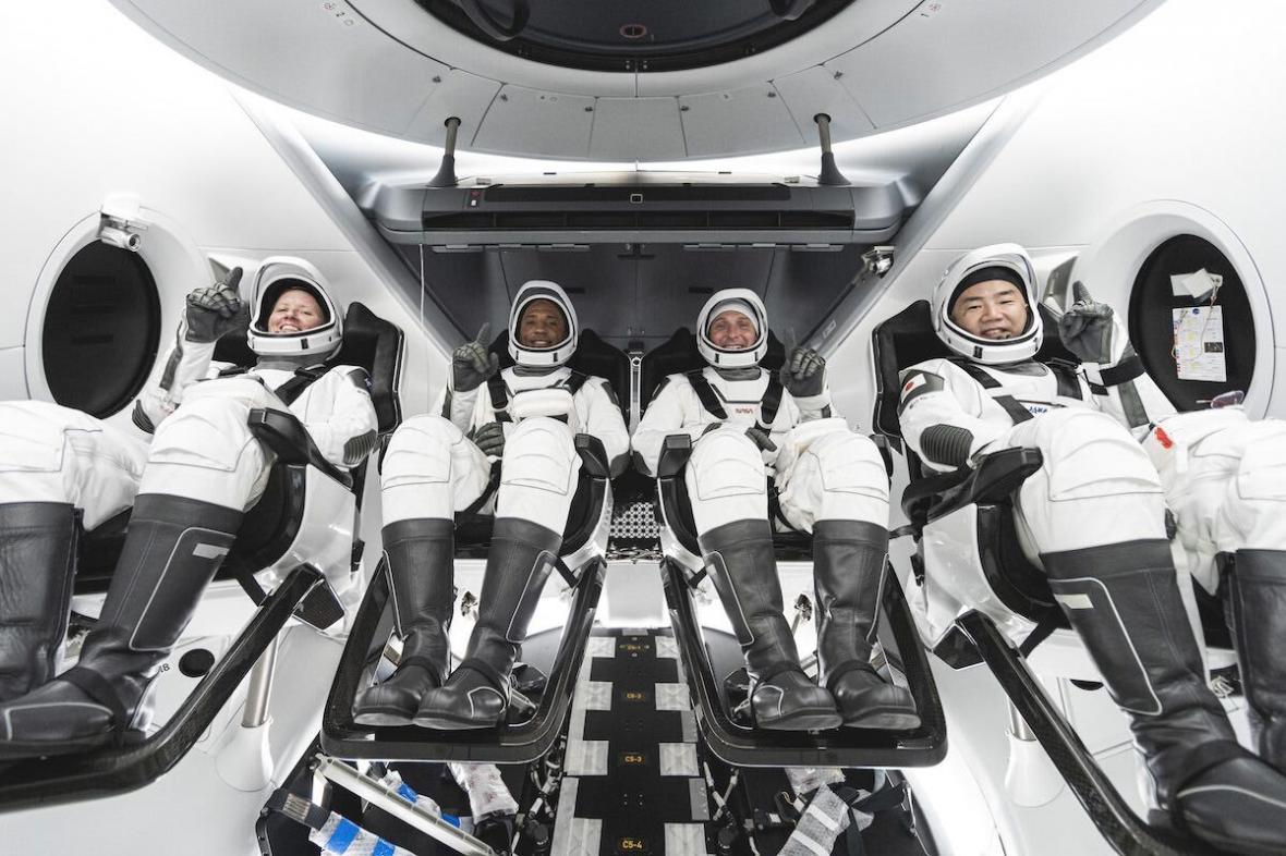 فضاپیمای کرو دراگون دوم آبان به فضا می رود