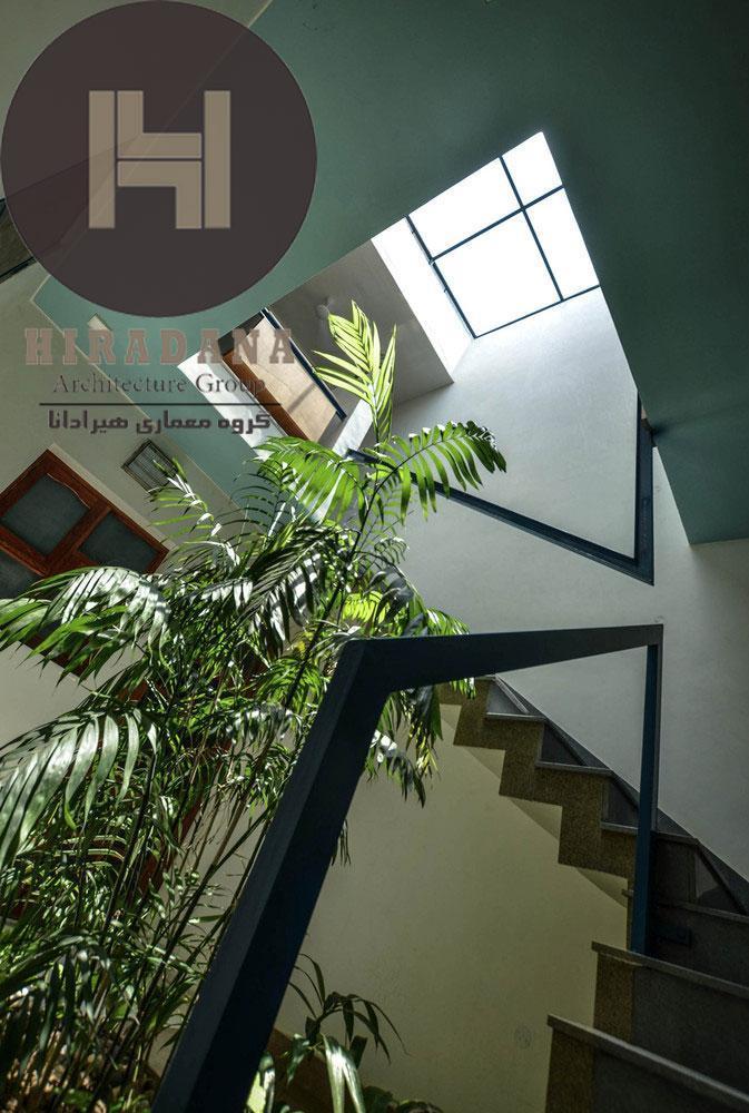 طراحی داخلی ساختمان اداری در شهر هاریانا هند
