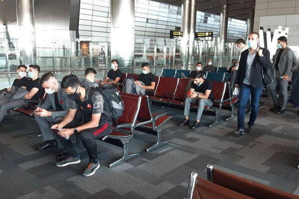 تاخیر پرسپولیس در بازگشت به تهران برای جشن صعود به فینال