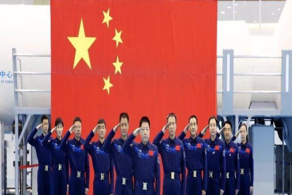 18 فضانورد چینی به مدار زمین می فرایند