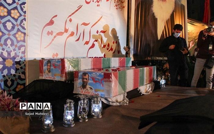 پیام سازمان انرژی اتمی به مناسبت بازگشت پیکر شهدای مدافع حرم از خان طومان