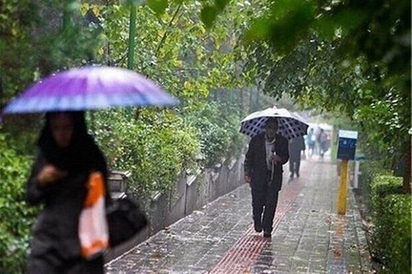 ادامه بارشها در کشور تا شنبه ، کاهش کیفیت هوا در کلانشهرها در هفته آینده
