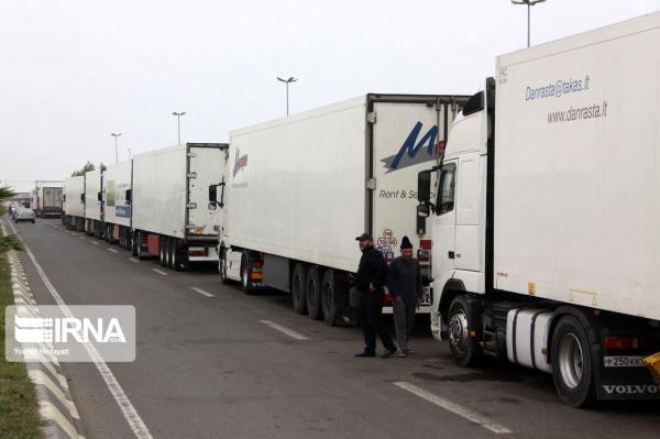 خبرنگاران تردد 23 هزار کامیون تجارت خارجی و رشد 50 درصدی صادرات از آستارا