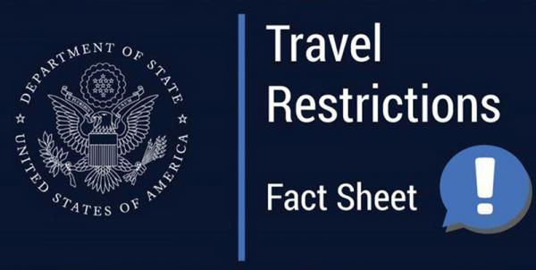 ویزای آمریکا: آمریکا محدودیت سفر دانشجویان بعضی کشورها را لغو میکند