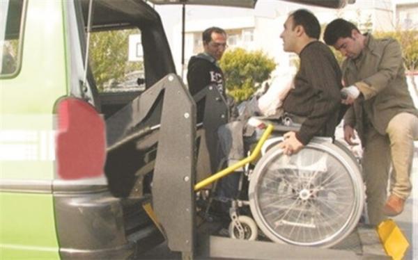 سنگ اندازی کرونا پیش پای معلولان!