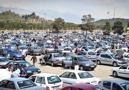 بازار خودرو اسیر رکود